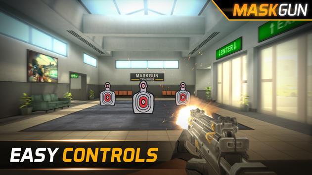 MaskGun ® - Multiplayer FPS poster