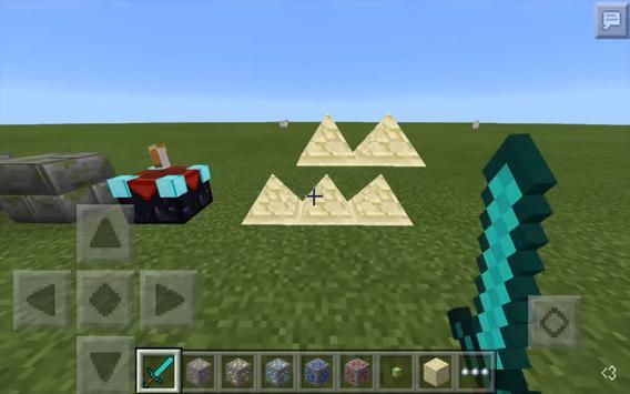 3D Blocks Addon for MCPE poster