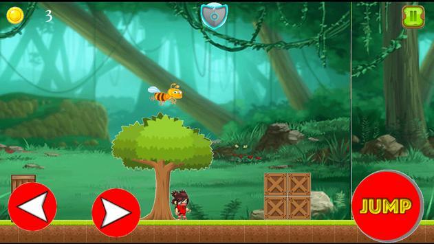 Jungle Fille Aventures 2017 apk screenshot