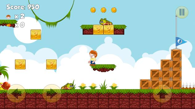 Bob's Adventure World apk screenshot