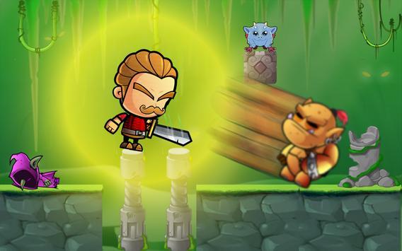 Jungle World of Mario apk screenshot