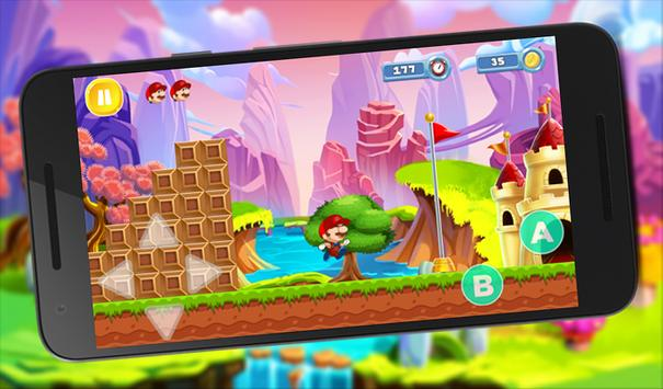 Jungle World of Marios apk screenshot