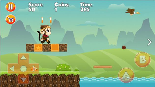 Super Kong Rush screenshot 2