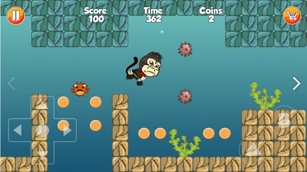 Super Kong Rush screenshot 3