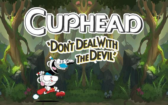 Super Jungle Cup Head Adventure poster
