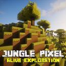 Jungle Pixel: Alive Exploration APK