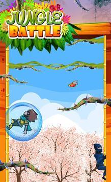 Jungle Battle poster