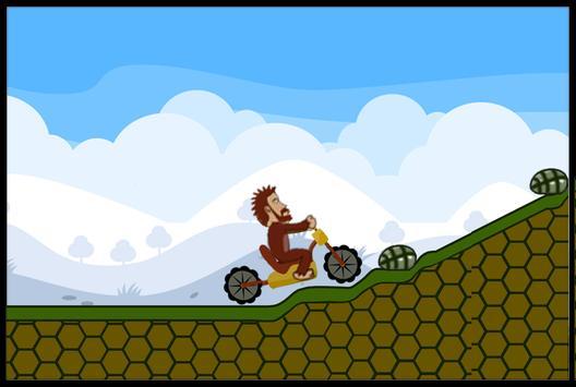 Bike Hill Climb screenshot 1
