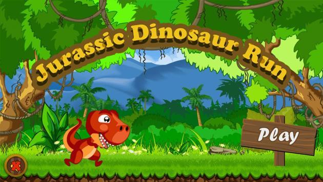 Jungle Dino Run poster
