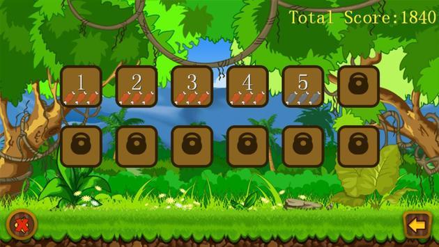 Jungle Dino Run screenshot 2