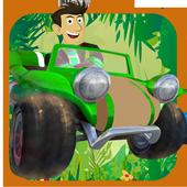 Wild  adventures  racing Kratt icon