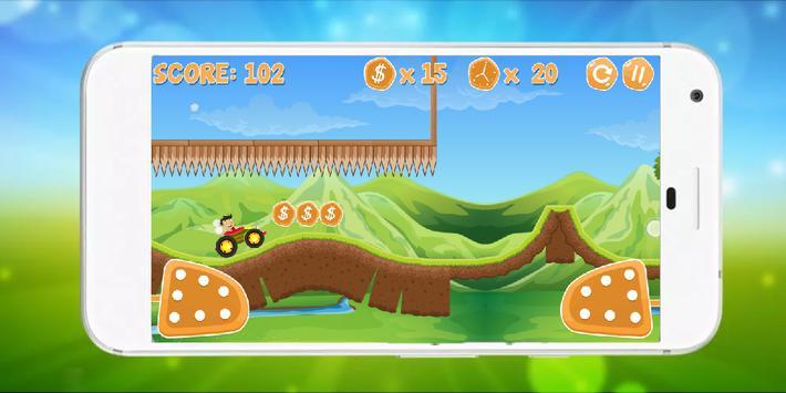 Wild  adventures  racing Kratt apk screenshot