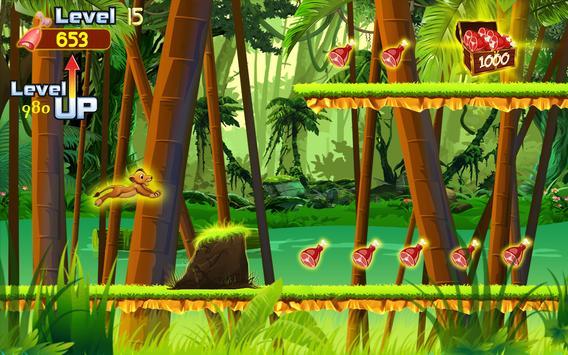 temple lion course apk screenshot