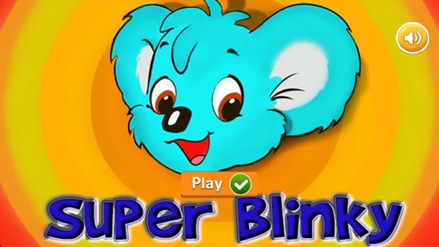 Jungle Super Blinky poster