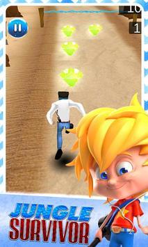 Jungle Survivor 3D apk screenshot