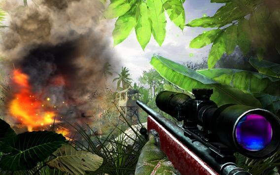 Jungle 3D Book : Sniper War apk screenshot