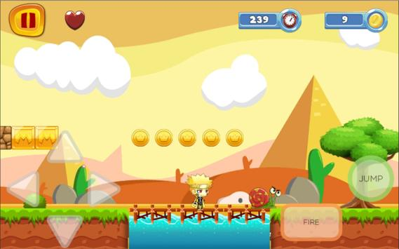 Jungle Ninja Adventure apk screenshot