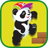 Jungle Panda Run Adventures icon