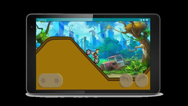 Motorcycle racing game screenshot 1