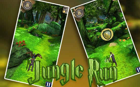 Jungle e𝚗dless Rush ОZ apk screenshot