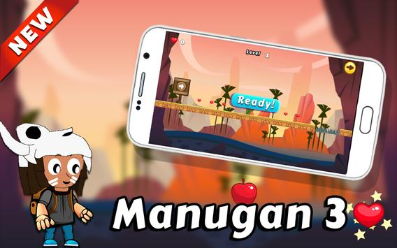 Manugan 3 apk screenshot