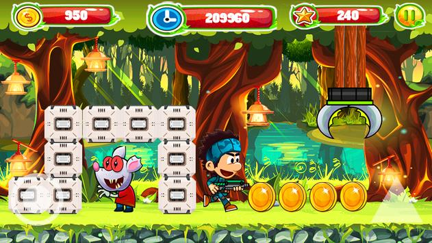 Jungle Adventure 🍀 Jungle Clash screenshot 3