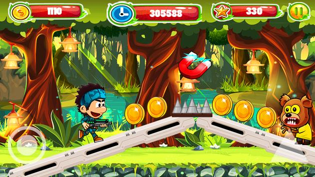 Jungle Adventure 🍀 Jungle Clash screenshot 2