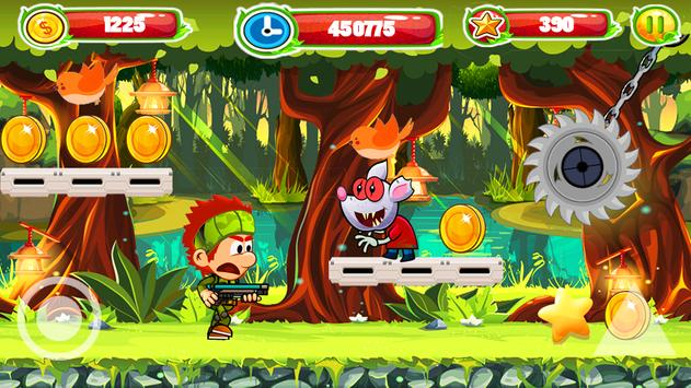 Jungle Adventure 🍀 Jungle Clash screenshot 7