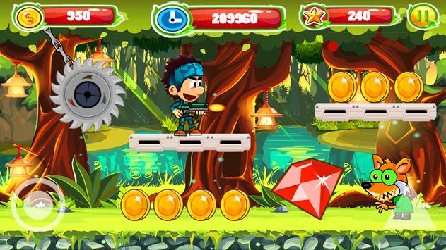 Jungle Adventure 🍀 Jungle Clash screenshot 4