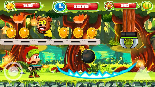 Jungle Adventure 🍀 Jungle Clash screenshot 6