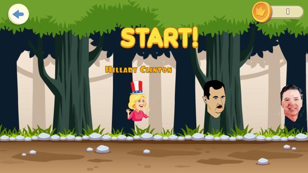 Flappy TRUMP screenshot 8