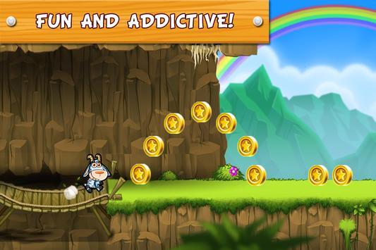 Journey of Jungle Goat apk screenshot