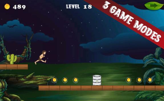 Jungle Run Adventures apk screenshot