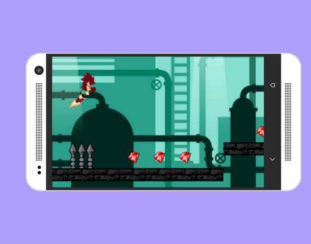 jungle sonik castle adventure apk screenshot