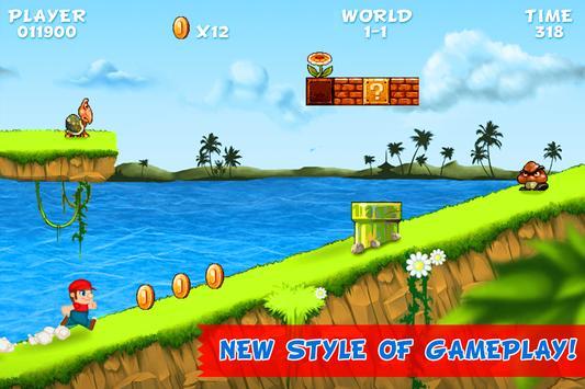 Jungle Smash Adventures World apk screenshot