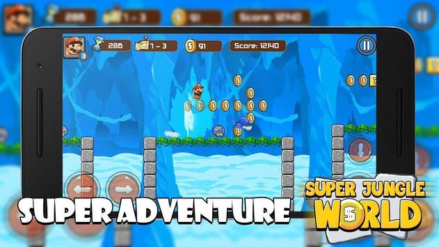 Super Jungle World apk screenshot