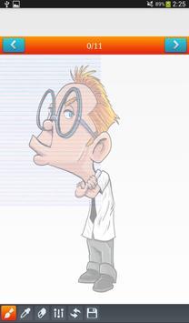 Drawing Cartoons pro apk screenshot