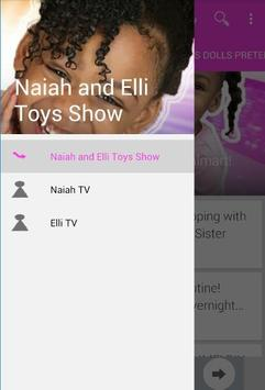Naiah and Elli Toys Show screenshot 7