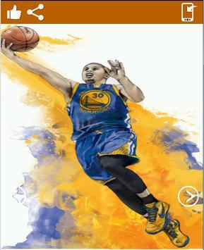 Stephen Curry Wallpapers HD apk screenshot
