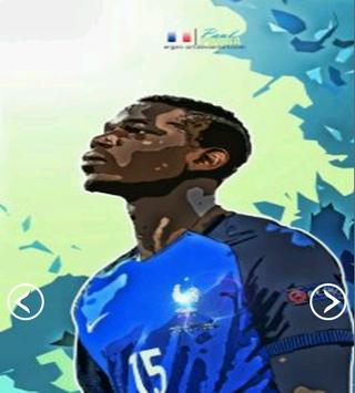 Paul Pogba Wallpapers HD poster