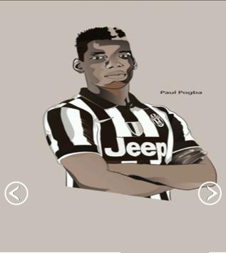 Paul Pogba Wallpapers HD apk screenshot