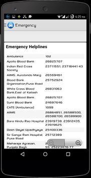 Delhi Taxi Fare Calculator screenshot 2