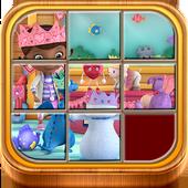 Doc Kids Slide Puzzle icon