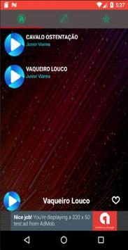 JUNIOR VIANNA Música Forró 2018 mp3 screenshot 1