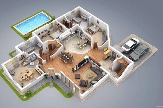 Home Planner 4D poster