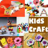 DIY Crafts Project for Kids icon