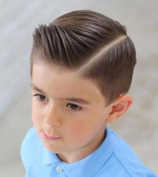 Best Kids Hairstyle poster