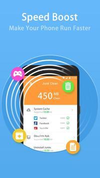 Super Cleaner Smart Clean - Speed Cleaner Booster screenshot 1