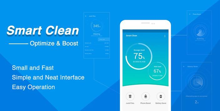Smart Clean (Optimize&Boost) screenshot 3