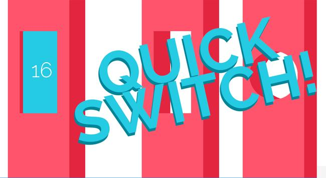 QUICKSWITCH poster
